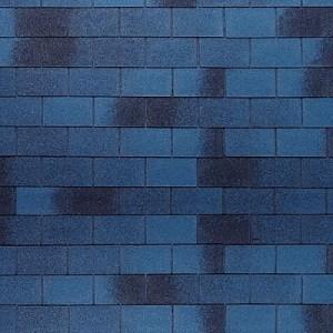 Мягкая кровля Тегола Нордлэнд Классик Синий с отливом