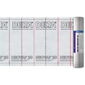 Пароизоляционная плёнка DELTA®-NEOVAP 20