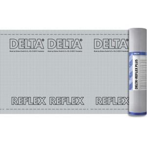 Пароизоляционная плёнка DELTA®-REFLEX