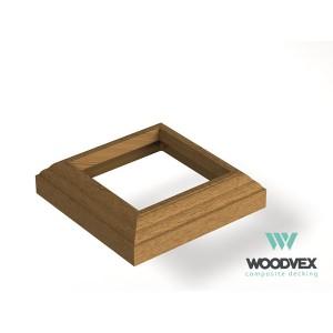 Крышка столба нижняя WOODVEX (Южная Корея)