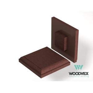 Крышка столба верхняя WOODVEX (Южная Корея)