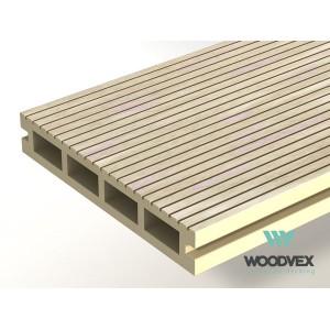 Террасная доска  Expert Colorite  WOODVEX (Южная Корея)