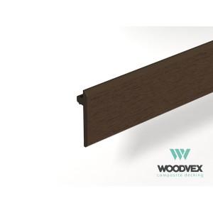 Торцевая планка Select/Select Colorite  WOODVEX (Южная Корея)