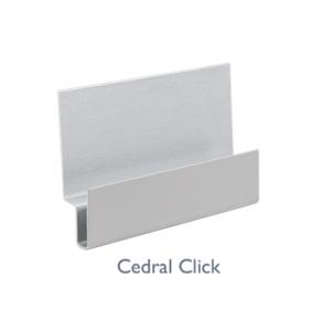 Надоконный профиль Cedral