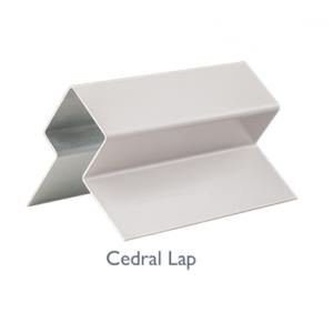 Внешний угловой профиль (симметричный) Cedral