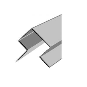Внешний угловой профиль (асимметричный) Cedral