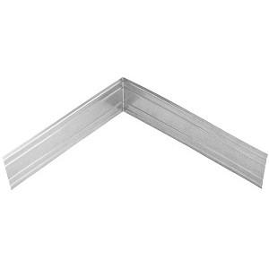 Система крепления фасадов Альта-Профиль Угловой элемент металл. для обрешётки