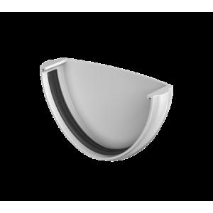 Технониколь ПВХ D125/82 мм заглушка желоба