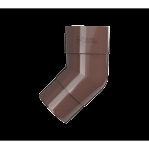 Технониколь ПВХ D125/82 мм колено 108 гр