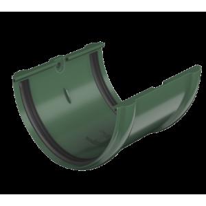 Технониколь ПВХ D125/82 мм муфта желоба