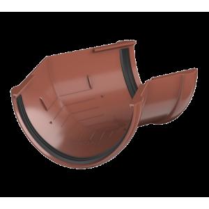 Технониколь ПВХ D125/82 мм угол желоба 135 гр. универсальный